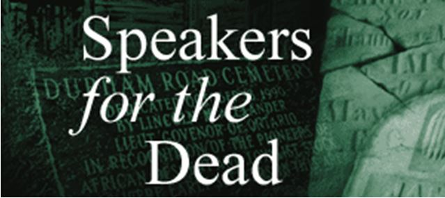 SpeakersOfTheDead